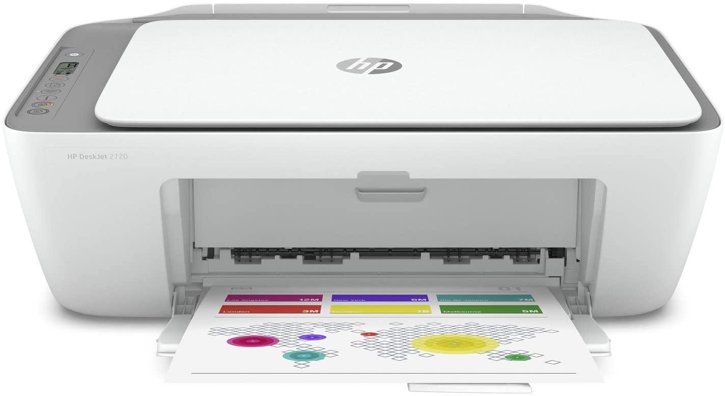 Inkoustová tiskárna Multifunkční inkoustová tiskárna HP DeskJet 2720