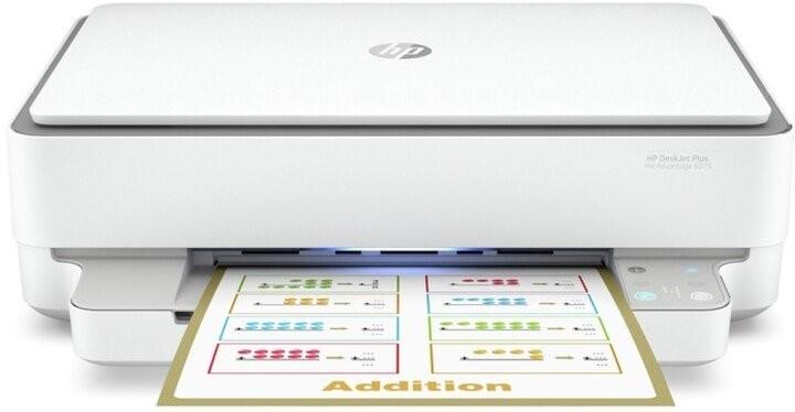 Inkoustová tiskárna Multifunkční inkoustová tiskárna HP DeskJet IA 6075 POUŽITÉ, NEOP