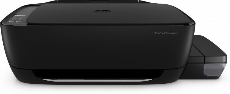 Inkoustová tiskárna Multifunkční inkoustová tiskárna HP Ink Tank Wireless 415