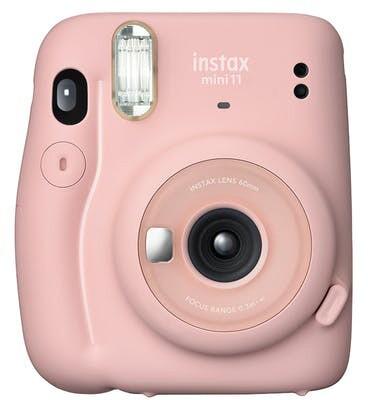 INSTAX Fotoaparát Fujifilm Instax Mini 11, růžová