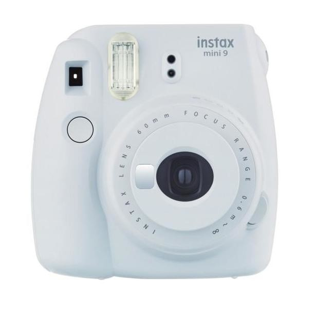 INSTAX Fotoaparát Fujifilm Instax Mini 9, bílá
