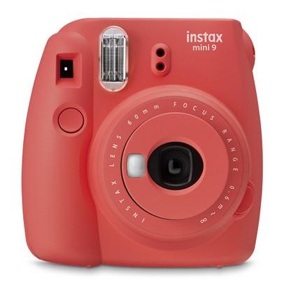 INSTAX Fotoaparát Fujifilm Instax MINI 9, červená