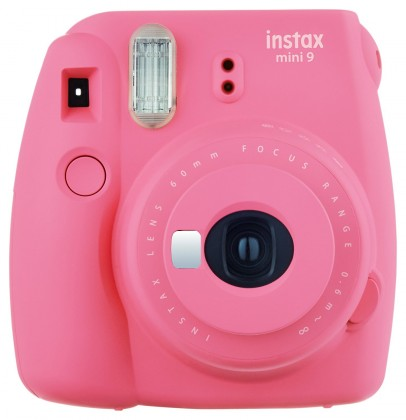 INSTAX Fotoaparát Fujifilm Instax MINI 9, růžová
