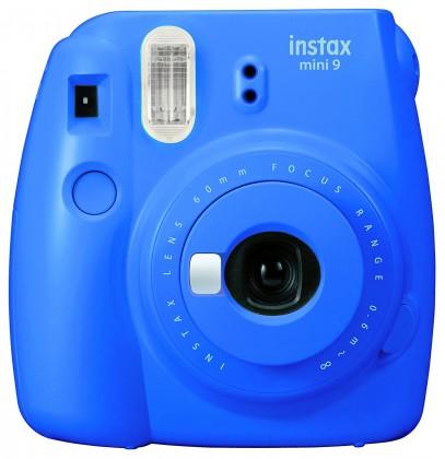 INSTAX Fotoaparát Fujifilm Instax MINI 9, tmavě modrá