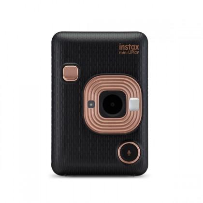 INSTAX Fotoaparát Fujifilm Instax Mini LiPlay, černá