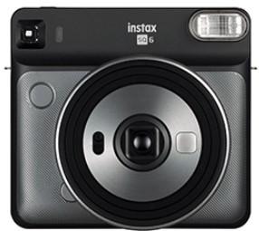 INSTAX Fotoaparát Fujifilm Instax SQUARE SQ6, šedá
