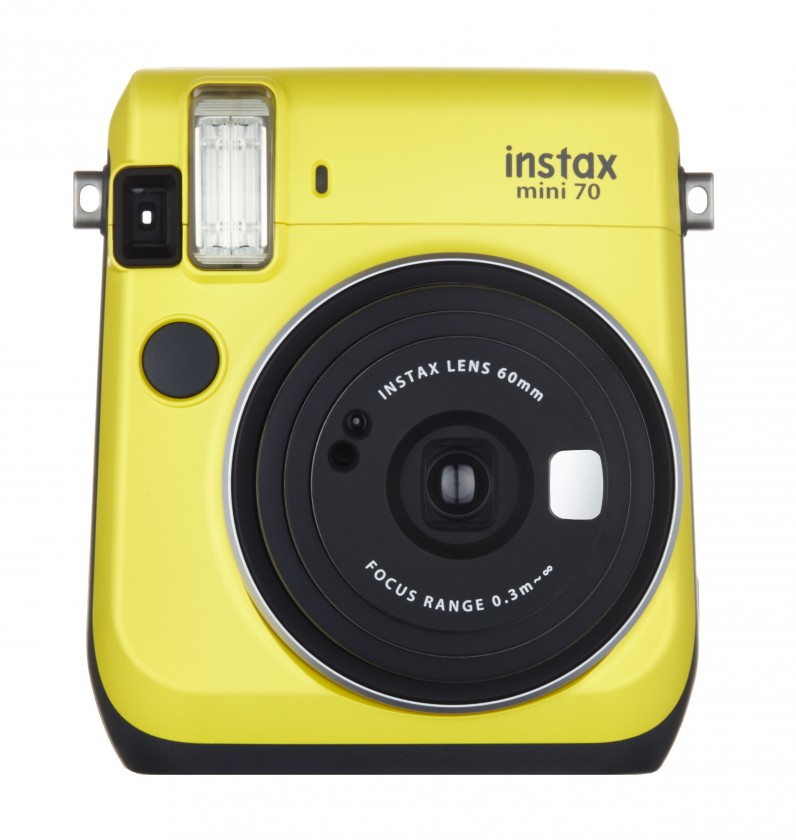 INSTAX FUJIFILM Instax MINI 70 Canary Yellow