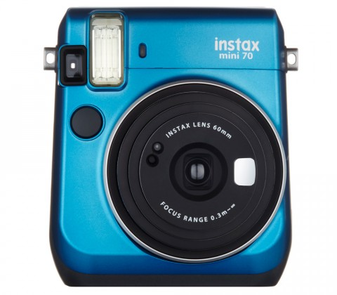 INSTAX FUJIFILM Instax MINI 70 Island Blue