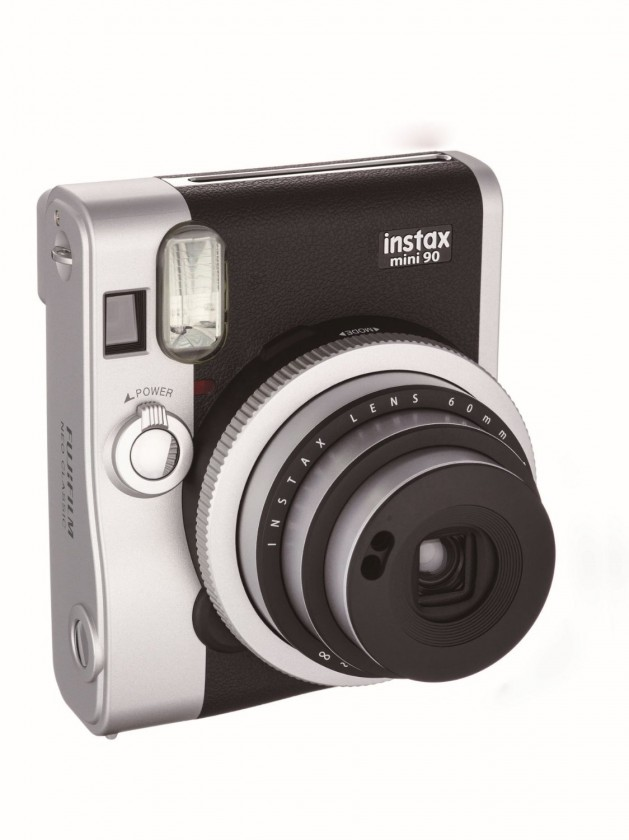INSTAX Fujifilm Instax Mini 90, černý