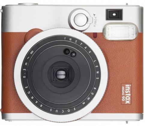 INSTAX Fujifilm Instax Mini 90, hnědý