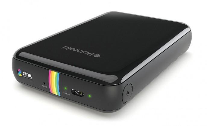 INSTAX Mobilní tiskárna Polaroid ZIP, černá, ZÁNOVNÍ