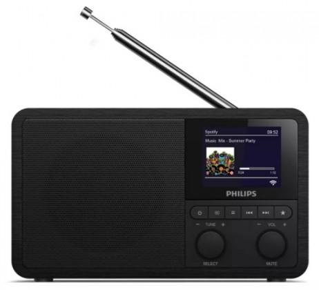 Internetové rádio Philips TAPR802