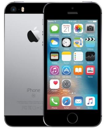 iOS Apple iPhone SE 32GB Space Grey