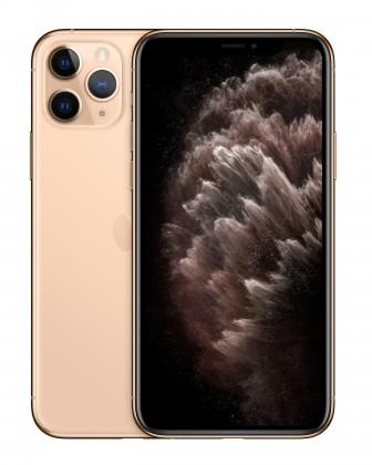 iOS Mobilní telefon Apple iPhone 11 Pro 64GB, zlatá