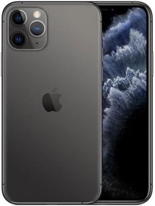 iOS Mobilní telefon Apple iPhone 11 Pro Max 64GB, tmavě šedá