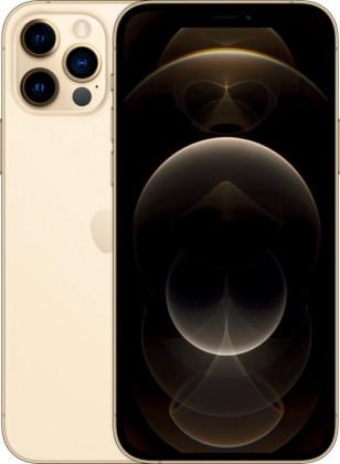 iOS Mobilní telefon Apple iPhone 12 Pro 128GB, zlatá