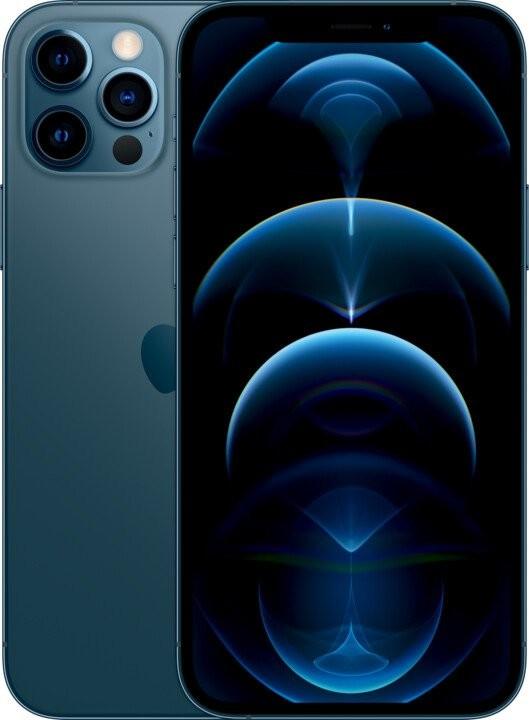 iOS Mobilní telefon Apple iPhone 12 Pro 512GB, modrá