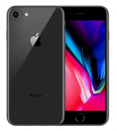 iOS Mobilní telefon Apple IPhone 8 64GB, vesmírně šedá