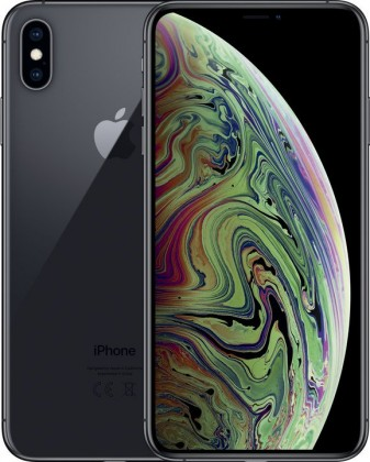 iOS Mobilní telefon Apple iPhone XS MAX 64GB, šedá