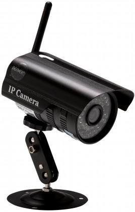 IP kamery Denver WIFI venkovni HD IP kamera POUŽITÉ, NEOPOTŘEBENÉ ZBOŽÍ