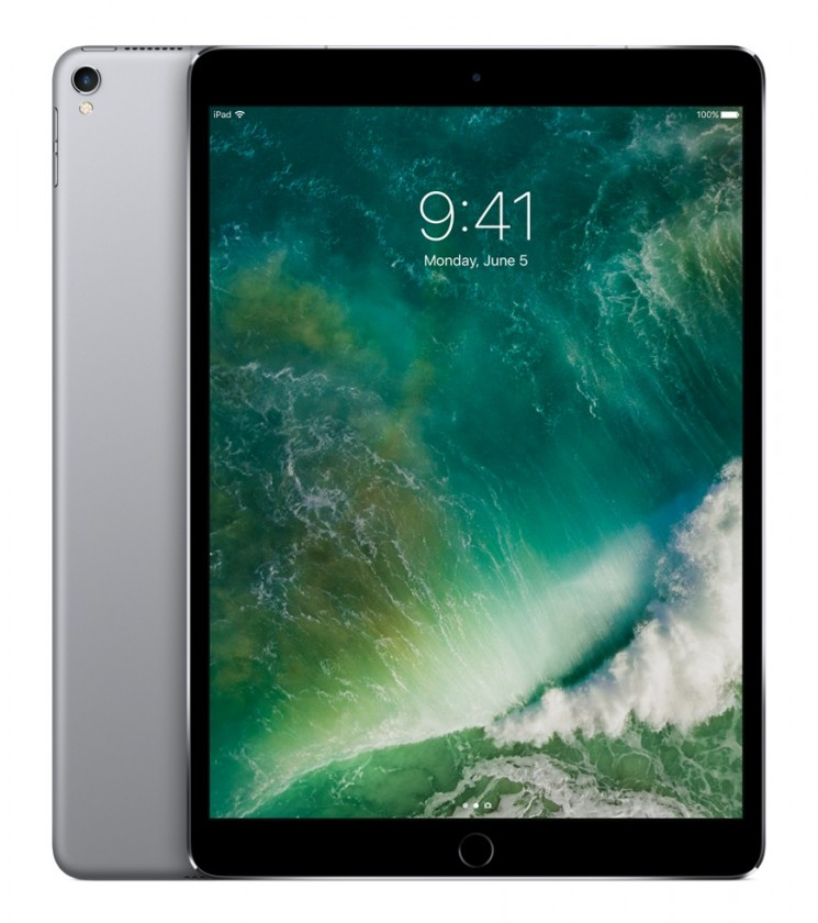 iPad tablet Apple iPad Pro Wi-Fi 64GB Space Gray MQDT2FD/A