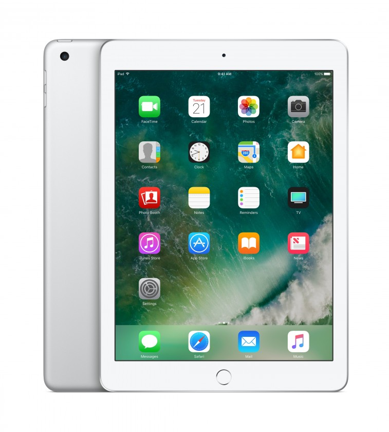 iPad tablet Apple iPad Wi-Fi 32GB Silver MP2G2FD/A