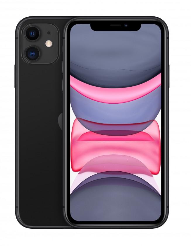 iPhone 11 Mobilní telefon Apple iPhone 11 64GB, černá