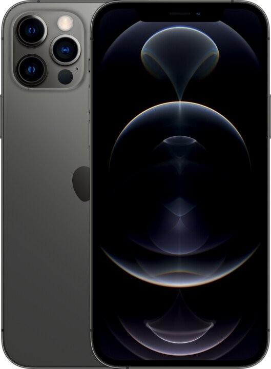 iPhone 12 Mobilní telefon Apple iPhone 12 Pro 128GB, šedá