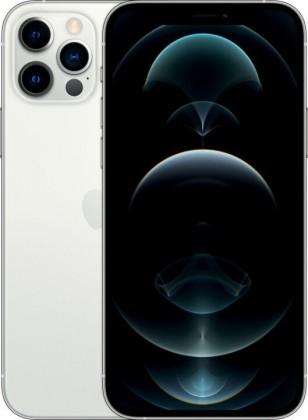 iPhone 12 Mobilní telefon Apple iPhone 12 Pro 128GB, stříbrná