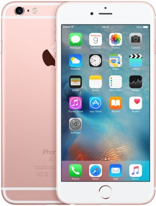 iPhone 6s Plus 32GB Rose Gold ROZBALENO