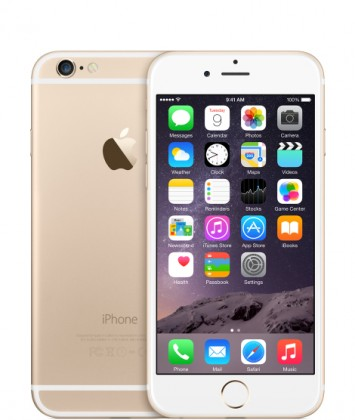 iPhone Apple iPhone 6 128GB Gold