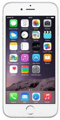 iPhone Apple iPhone 6 16GB Silver