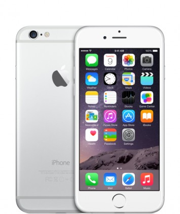 iPhone Apple iPhone 6 64GB Silver