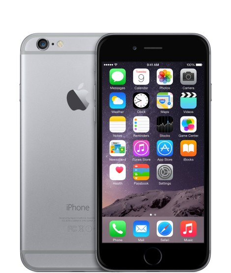 iPhone Apple iPhone 6 64GB Space Grey