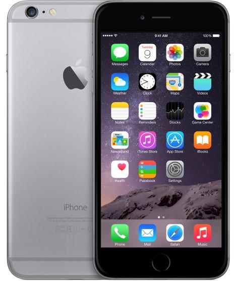 iPhone Apple iPhone 6 Plus 128GB Space Grey