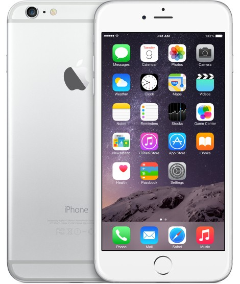 iPhone Apple iPhone 6 Plus 16GB Silver