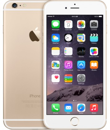 iPhone Apple iPhone 6 Plus 64GB Gold