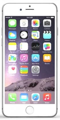 iPhone Apple iPhone 6 Plus 64GB Silver