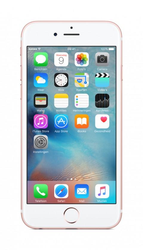 iPhone Apple iPhone 6s 128GB Rose Gold