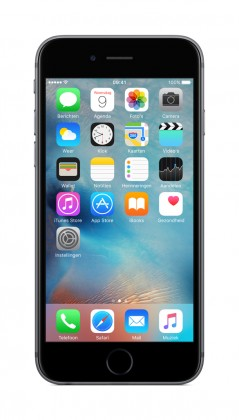 iPhone Apple iPhone 6s 16GB Space Grey