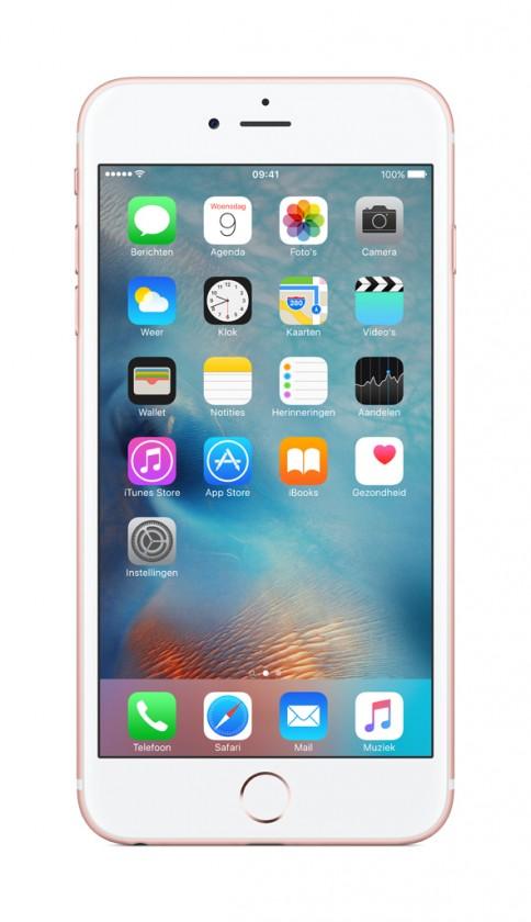 iPhone Apple iPhone 6s Plus 16GB Rose Gold