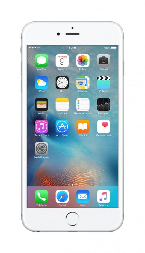 iPhone Apple iPhone 6s Plus 16GB Silver