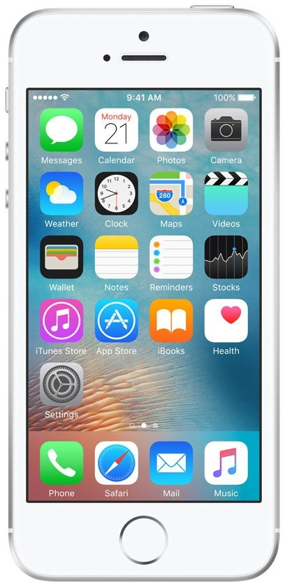 iPhone Apple iPhone SE 128GB Silver