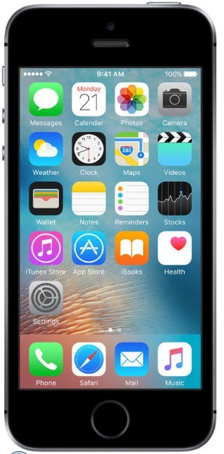 iPhone Apple iPhone SE 16GB Space Grey