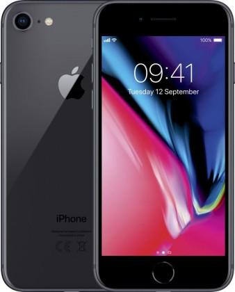 iPhone Mobilní telefon Apple iPhone 8 128GB, černá