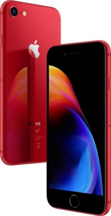 iPhone Mobilní telefon Apple IPhone 8 64GB, červená