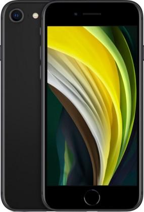 iPhone Mobilní telefon Apple iPhone SE (2020) 64GB, černá
