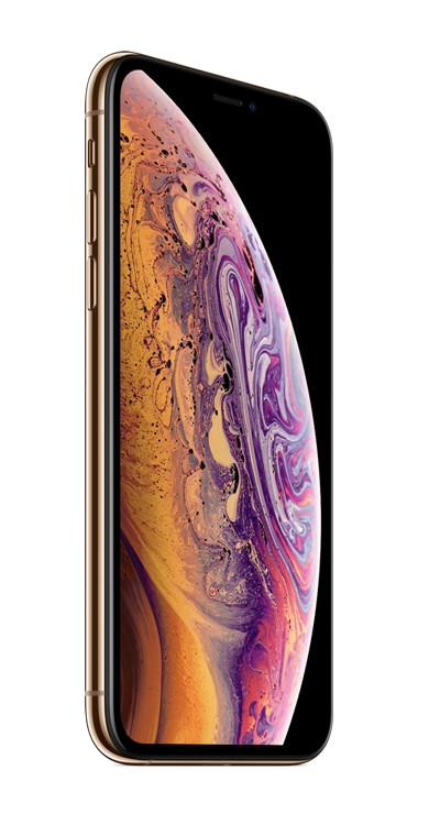 iPhone Mobilní telefon Apple iPhone XS 64GB, zlatá