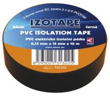 Izolační páska Emos F61512, 10m, černá