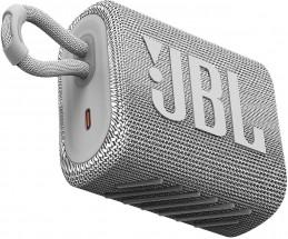 JBL GO 3 White